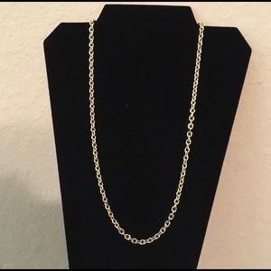 Park Lane goldtone Verona necklace/chain